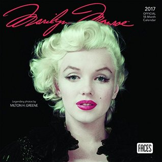 Marilyn Monroe 2017 Mini Wall Calendar