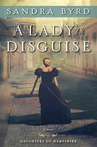 A Lady in Disguise (Daughters of Hampshire, #3)