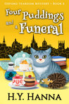 Four Puddings and a Funeral (Oxford Tearoom Mysteries #6)
