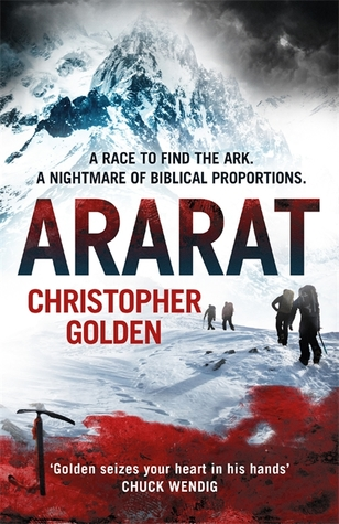Image result for ararat book