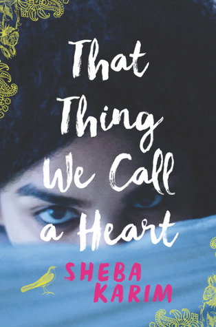 Image result for that thing we call a heart karim