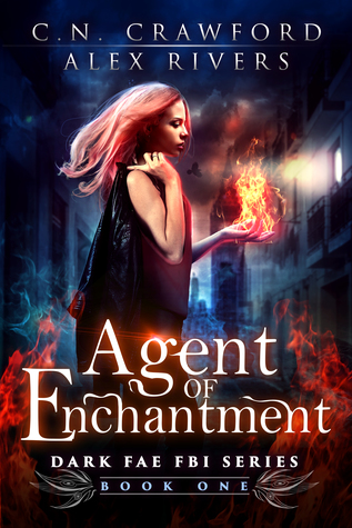 Agent of Enchantment (Dark Fae FBI, #1)