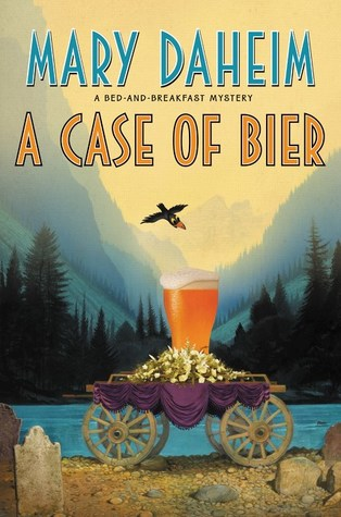 A Case of Bier (Bed-and-Breakfast Mysteries, #31)