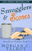 Smugglers & Scones (Moorehaven Mysteries, #1)