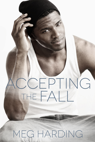 Release Day Review: Accepting The Fall by Megan Harding