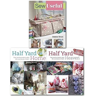 Debbie Shore Collection Sew Useful and Half Yard Easy Sewing Project Set,
