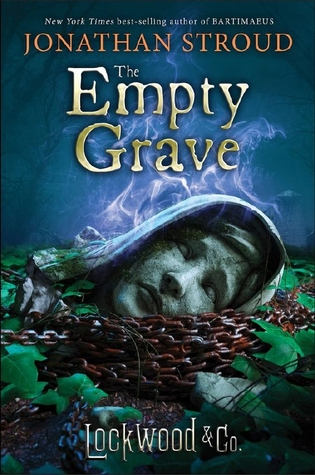 The Empty Grave by Jonathan Stroud