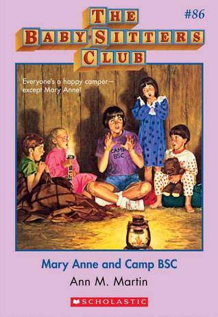 Mary Anne and Camp BSC by Ann M. Martin