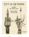 City of Betrayal (City of Spires #2) cover image