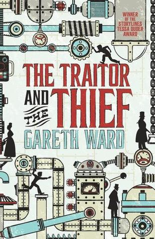 the traitor and the thief by gareth ward reviews. Black Bedroom Furniture Sets. Home Design Ideas