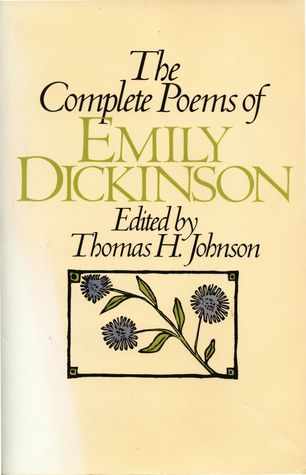 Read Online The Complete Poems Of Emily Dickinson By Emily