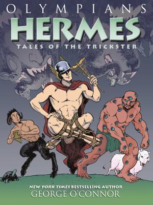 Hermes: Tales of the Trickster (Olympians #10)