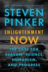 Book cover for Enlightenment Now: The Case for Reason, Science, Humanism, and Progress