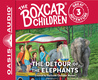 The Detour of the Elephants (The Boxcar Children Great Adventure #3)