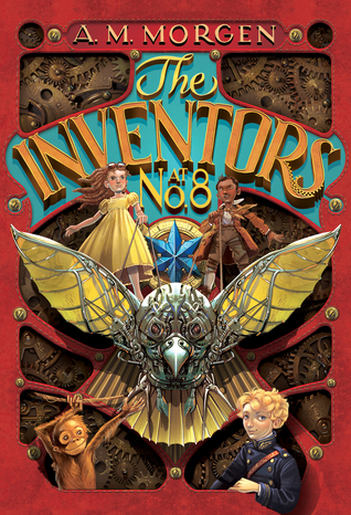 The Inventors at No. 8