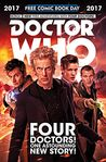 Doctor Who: Four Doctors Special FCBD 2017 Edition