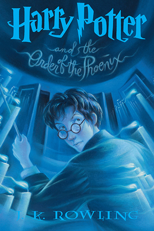 Harry Potter and the Order of the Phoenix (Harry Potter, #5)