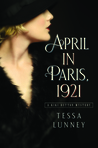 April in Paris, 1921 (A Kiki Button Mystery, #1)
