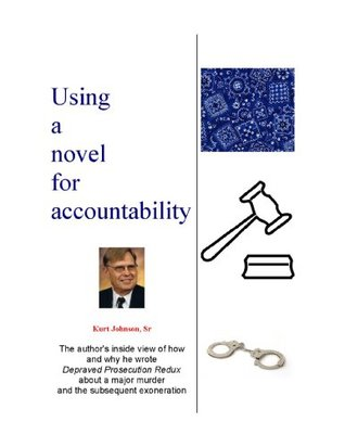 Using a novel for accountability