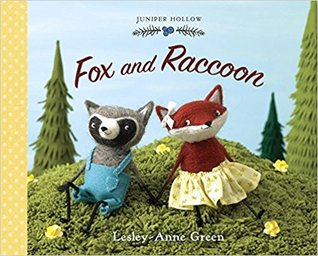 Fox and Raccoon (Juniper Hollow)