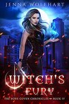 Witch's Fury (The Bone Coven Chronicles #4)