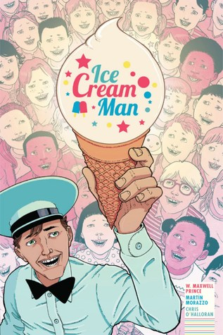 Ice Cream Man Vol. 1: Rainbow Sprinkles