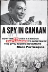 A Spy in Canaan by Marc Perrusquia
