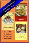 LC15 Series Cookbooks Booklets 1 to 3: 3-Volumes-in-1
