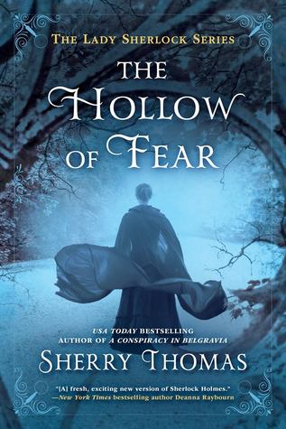 The Hollow of Fear (Lady Sherlock, #3)