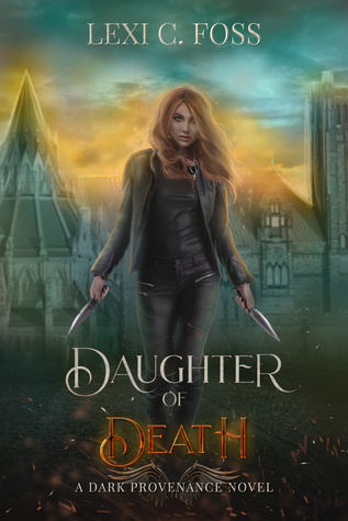 Daughter of Death (A Dark Provenance Novel)