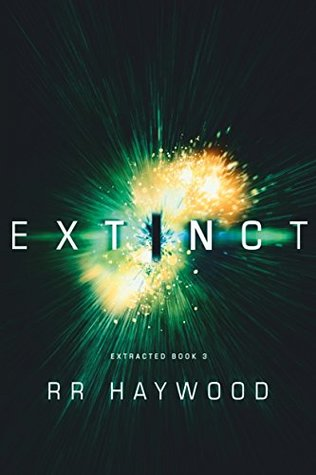 Extinct (Extracted Trilogy, #3)