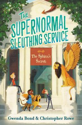 The Sphinx's Secret (Supernormal Sleuthing Service, #2)