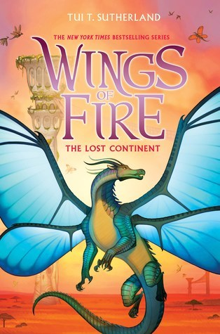 The Lost Continent (Wings of Fire, #11)
