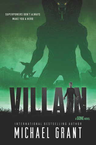 Villain (Monster #2)
