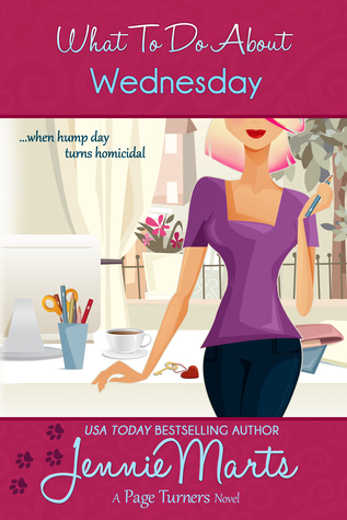 What To Do About Wednesday (Page Turners, #5)