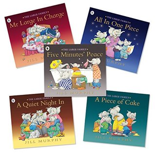 Five Minutes Peace & Other Stories (Large Family Collection)