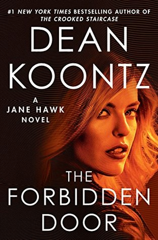 The Forbidden Door (Jane Hawk, #4)