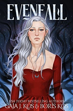 Evenfall (Shadowfire, #1)