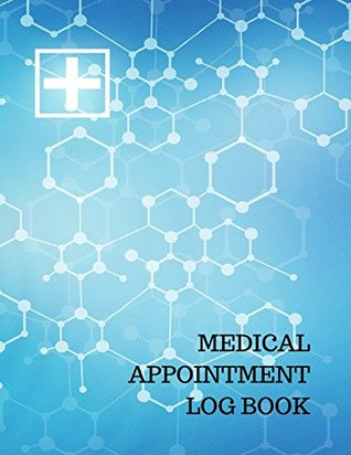 Medical Appointment Log Book