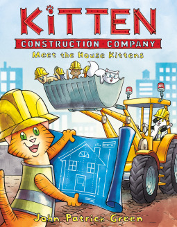 Kitten Construction Company: Meet the House Kittens