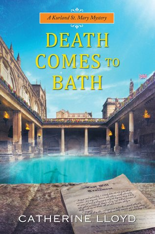 Death Comes to Bath (Kurland St. Mary Mysteries #6)