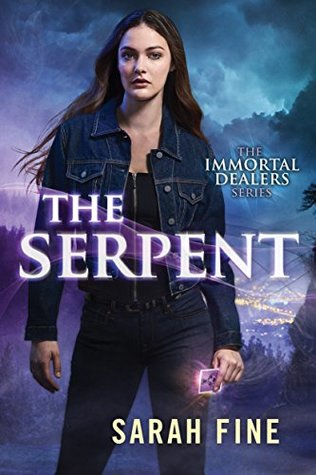 The Serpent (The Immortal Dealers, #1)