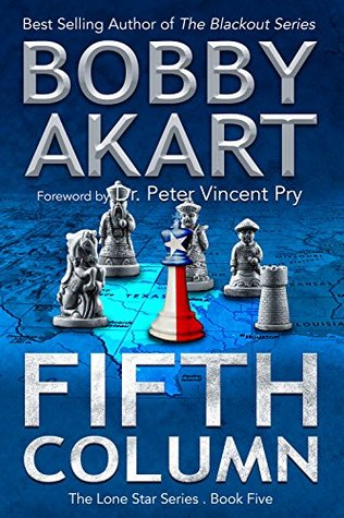 Fifth Column (Lone Star Series #5)  - Bobby Akart