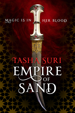 Empire of Sand (The Books of Ambha, #1)
