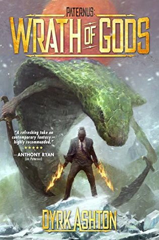 Paternus: Wrath of Gods (The Paternus Trilogy, #2)