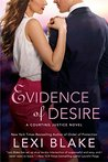 Evidence of Desire (Courting Justice #2)