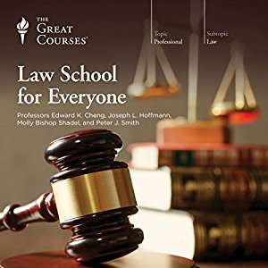 The Great Courses - Law School for Everyone - Taught By Multiple Professors