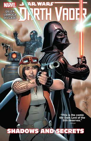 Star Wars: Darth Vader, Vol. 2: Shadows and Secrets (Star Wars: Darth Vader #2)