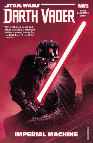 Star Wars: Darth Vader, Vol. 1: Imperial Machine (Dark Lord of the Sith #1)