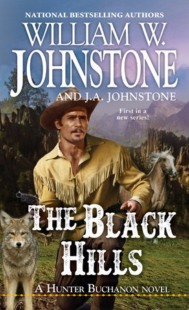 The Black Hills (Hunter Buchanon #1)